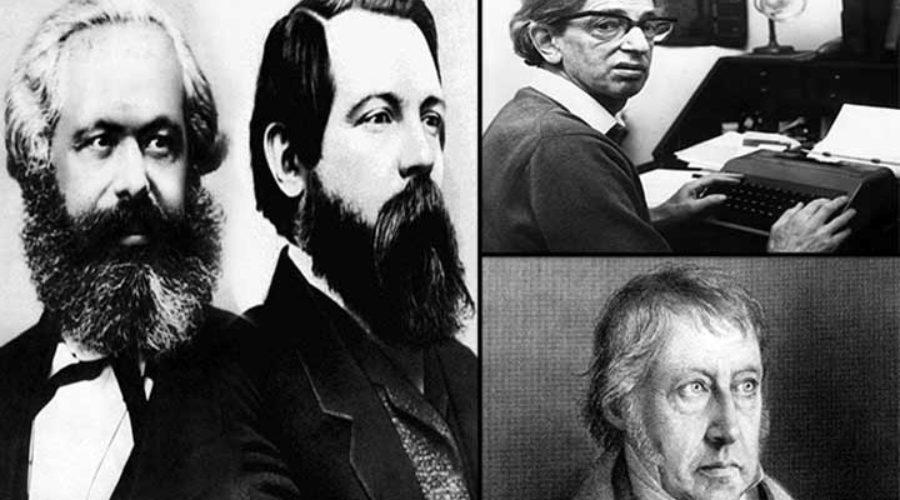 Marx, Bolívar y la independencia