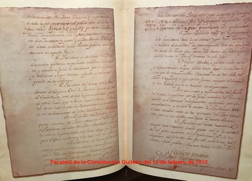 Constituciones y modelos económicos