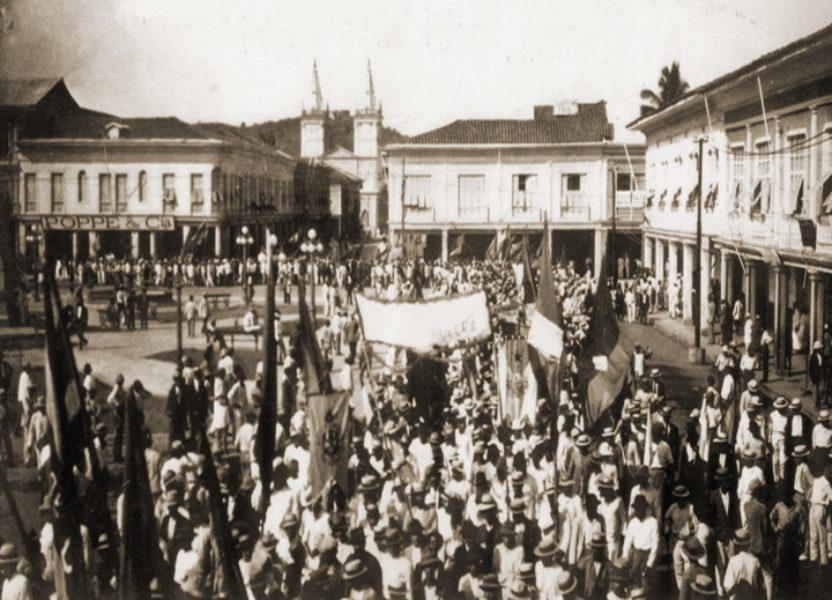 Ecuador: la huelga del 15 de noviembre de 1922