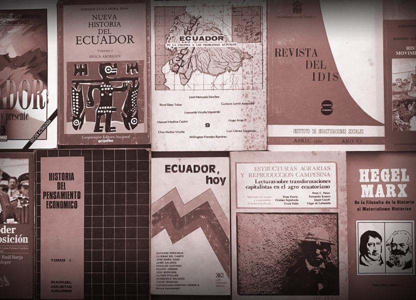 Libros, librerías y ciencias sociales