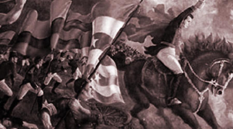 24 de Mayo de 1822: la independencia vista bajo una crisis inédita.