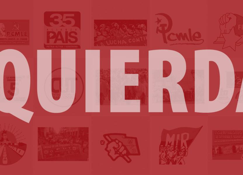Ecuador: la izquierda frustrada