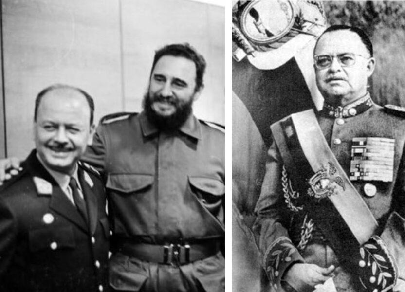 Militares desarrollistas y reformistas