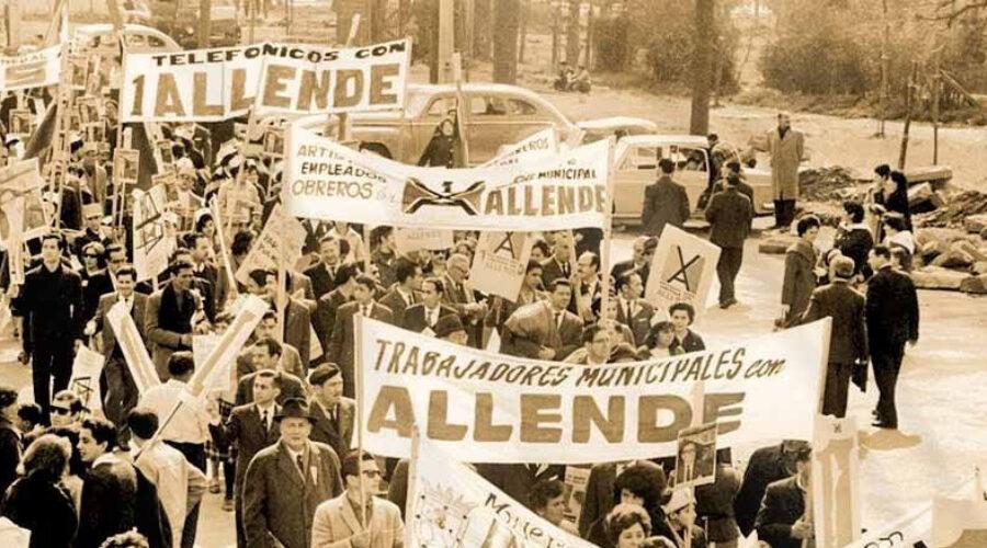 Allende y el socialismo posible