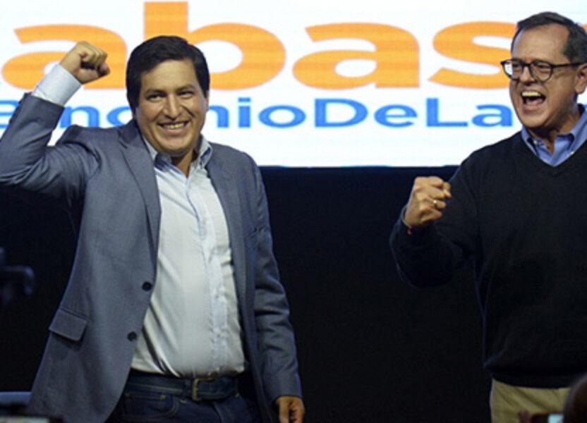 Ecuador: ¿batalla electoral entre izquierdas?