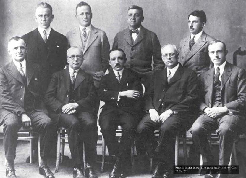 Orígenes de los Bancos Centrales Latinoamericanos