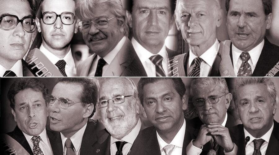 """El """"neoliberalismo"""" en Ecuador"""