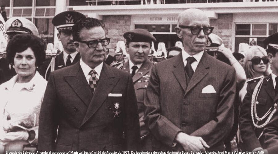Allende y el progresismo latinoamericano